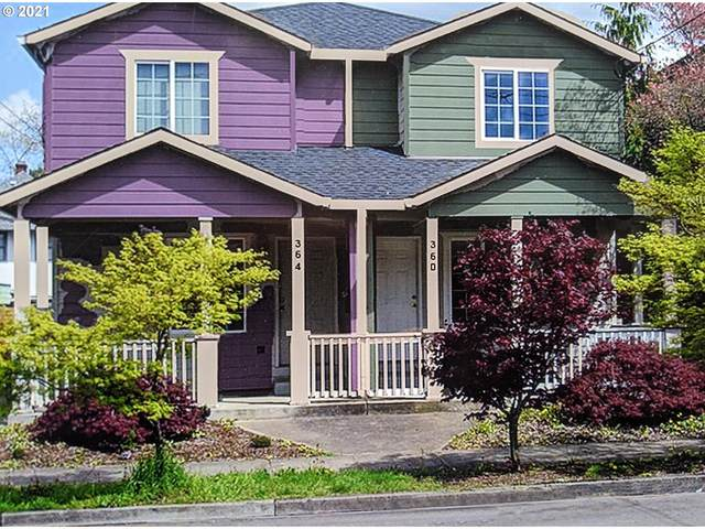 364 NE 78TH Ave, Portland, OR 97213 (MLS #21697541) :: Premiere Property Group LLC