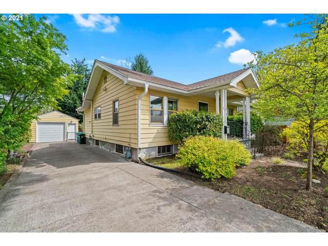 9036 N Geneva Ave, Portland, OR 97203 (MLS #21699149) :: Townsend Jarvis Group Real Estate