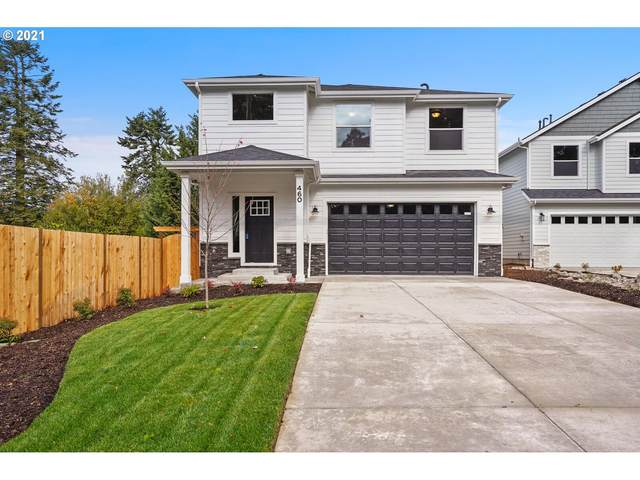 460 SW Mill St, Dallas, OR 97338 (MLS #21699530) :: Song Real Estate