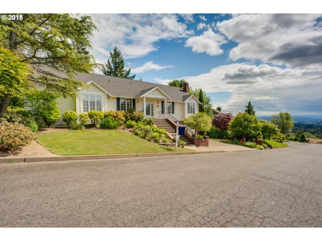 8520 NW Reed Dr, Portland, OR 97229 (MLS #17037231) :: Team Zebrowski