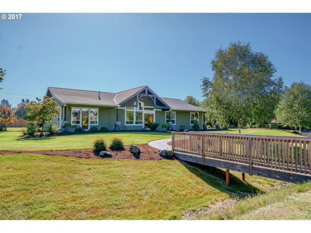 5205 NE 259TH Cir, Ridgefield, WA 98642 (MLS #17065063) :: Matin Real Estate