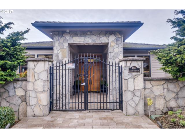 1177 SW Catlin Crest Dr, Portland, OR 97225 (MLS #17196916) :: Next Home Realty Connection