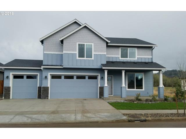 1401 NE 4th Ave, Battle Ground, WA 98604 (MLS #17322027) :: Next Home Realty Connection
