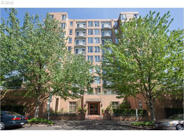 1132 SW 19TH Ave #306, Portland, OR 97205 (MLS #17494709) :: Next Home Realty Connection