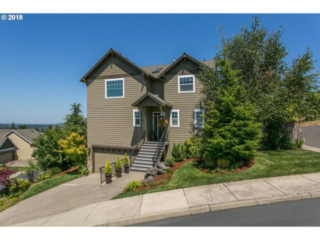 9384 SE Scott Park Cir, Happy Valley, OR 97086 (MLS #18006070) :: Matin Real Estate