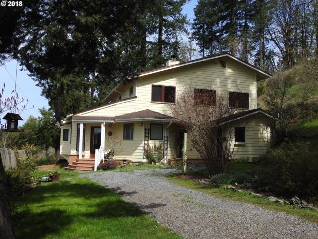 19918 S Mattoon Rd, Estacada, OR 97023 (MLS #18014981) :: Matin Real Estate