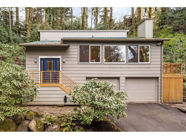 2755 SW Fairmount Blvd, Portland, OR 97239 (MLS #18019356) :: Portland Lifestyle Team