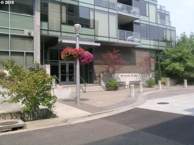 841 SW Gaines St #411, Portland, OR 97239 (MLS #18026473) :: Next Home Realty Connection
