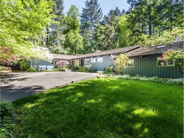 550 SW Glen Rd, Portland, OR 97219 (MLS #18086457) :: Portland Lifestyle Team