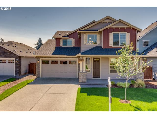 12409 NE 112TH St, Vancouver, WA 98682 (MLS #18109702) :: Portland Lifestyle Team