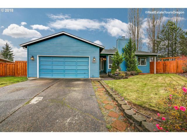 3580 NW Ashland Pl, Beaverton, OR 97006 (MLS #18160858) :: Matin Real Estate