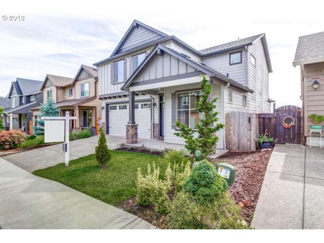 646 N V St, Washougal, WA 98671 (MLS #18184277) :: The Sadle Home Selling Team