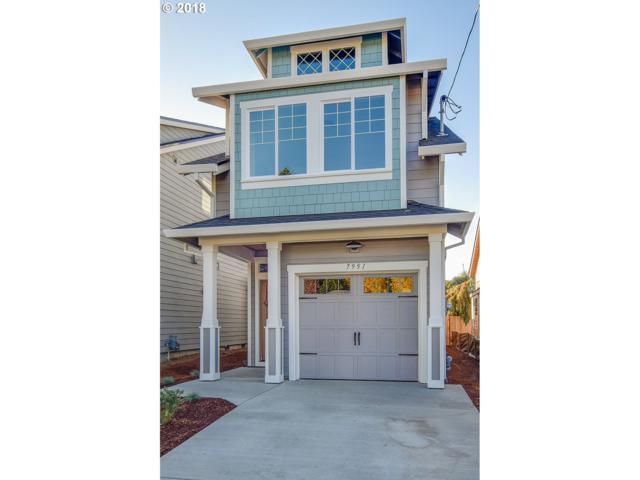 7951 N Courtenay, Portland, OR 97203 (MLS #18214934) :: Hatch Homes Group