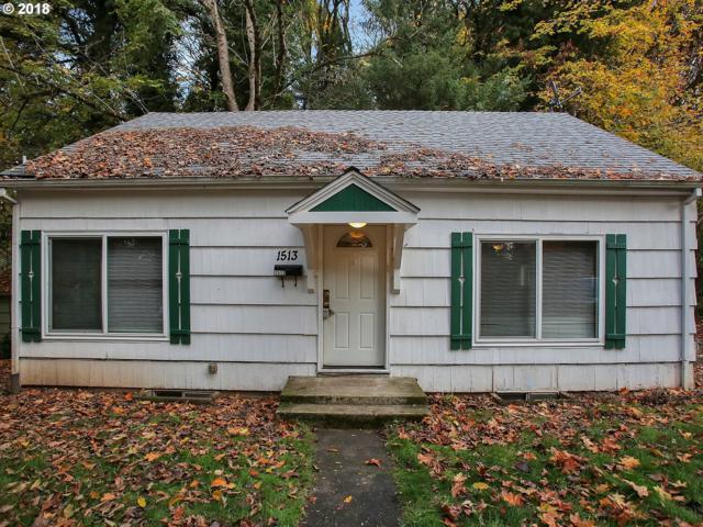 1513 Monroe St, Oregon City, OR 97045 (MLS #18236254) :: Fox Real Estate Group