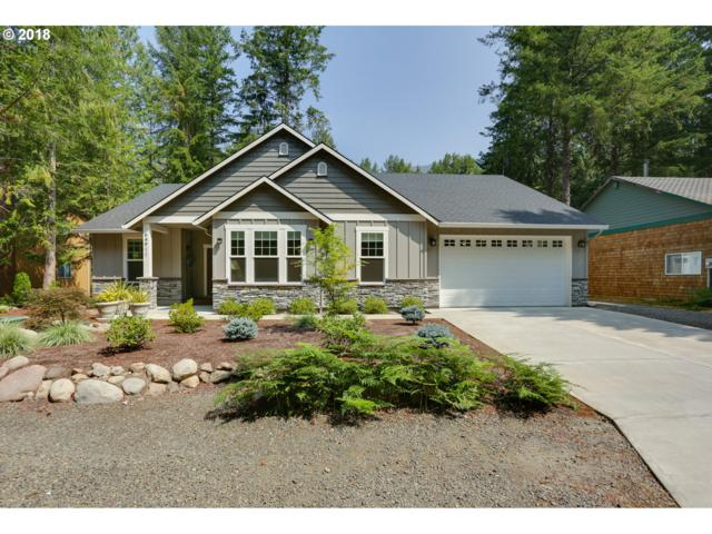 64911 E Mountain Meadow Ln, Rhododendron, OR 97049 (MLS #18319252) :: The Dale Chumbley Group