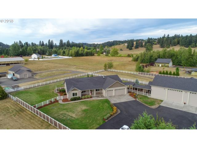 4520 NE Landerholm Rd, La Center, WA 98629 (MLS #18388610) :: Cano Real Estate