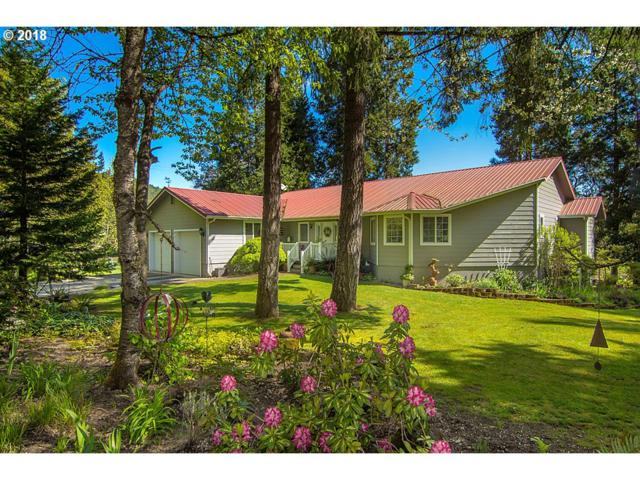 1259 Yokum Rd, Riddle, OR 97469 (MLS #18414949) :: Keller Williams Realty Umpqua Valley