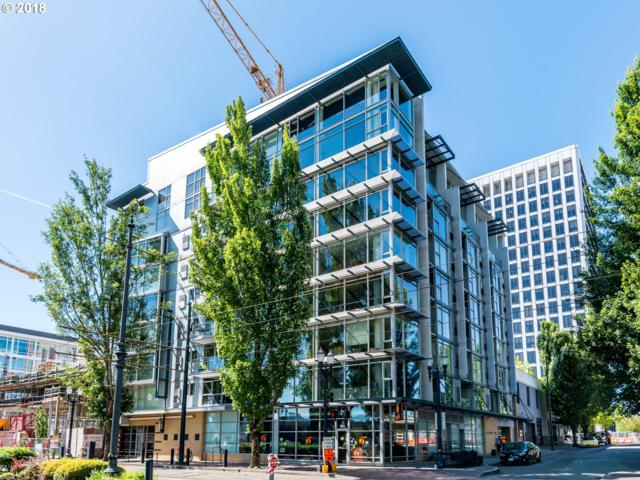 533 NE Holladay St #805, Portland, OR 97232 (MLS #18440813) :: McKillion Real Estate Group