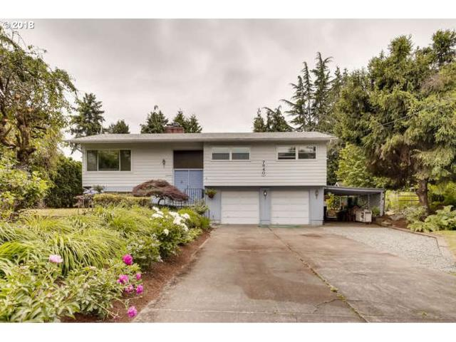 7540 SW Crestview St, Tigard, OR 97223 (MLS #18458679) :: Next Home Realty Connection
