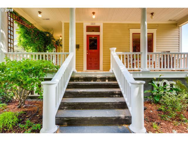 2047 NE Davis St, Portland, OR 97232 (MLS #18512055) :: Hatch Homes Group