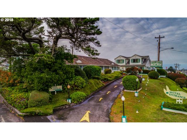 355 S Hwy 101, Depoe Bay, OR 97341 (MLS #18523479) :: Townsend Jarvis Group Real Estate