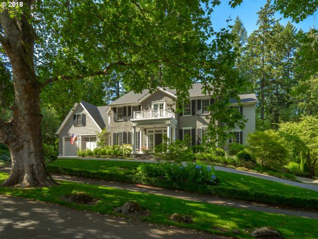1717 SW Radcliffe Rd, Portland, OR 97219 (MLS #18528668) :: Next Home Realty Connection