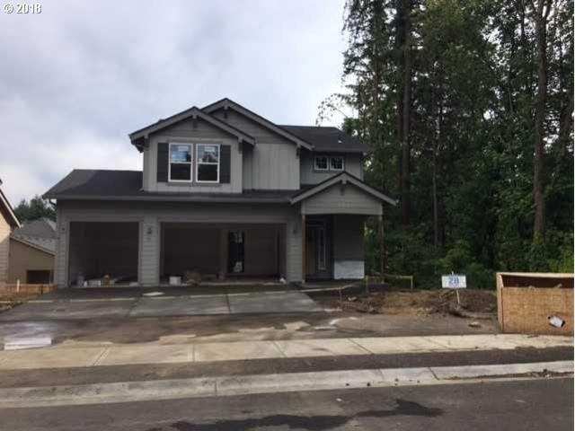4707 NE 110th St, Vancouver, WA 98686 (MLS #18540089) :: Fox Real Estate Group