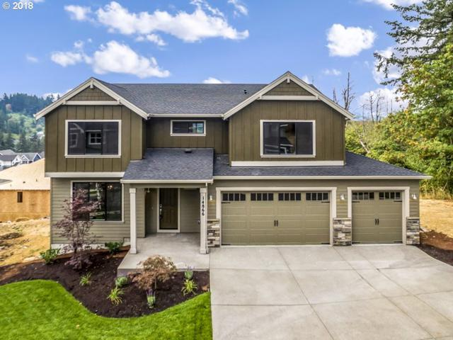 14866 SE Big View Dr, Happy Valley, OR 97086 (MLS #18543546) :: The Dale Chumbley Group