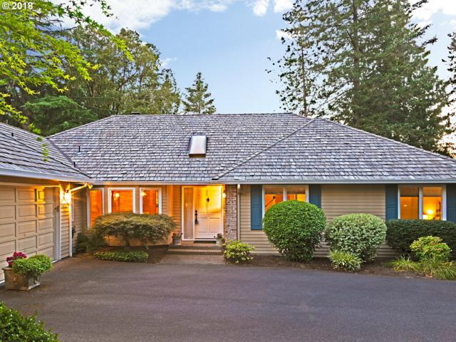 3413 Royce Way, Lake Oswego, OR 97034 (MLS #18563534) :: Next Home Realty Connection