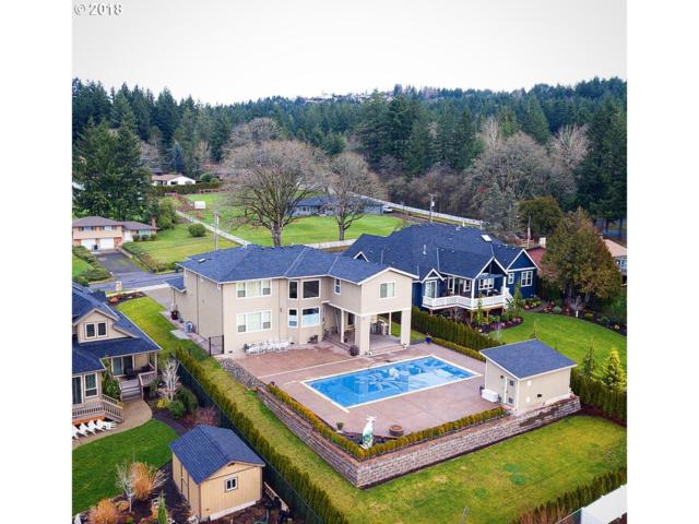 9732 SE Hillcrest Rd, Happy Valley, OR 97086 (MLS #18692077) :: Cano Real Estate