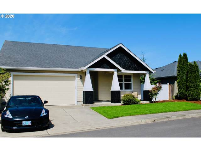 840 S 31ST Pl, Springfield, OR 97478 (MLS #19020135) :: Premiere Property Group LLC