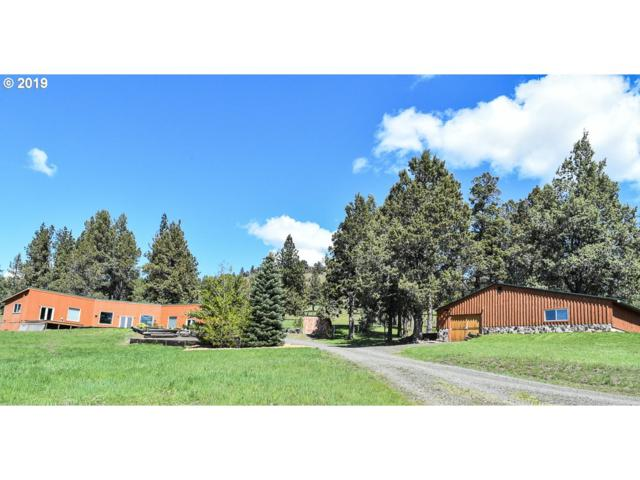 43101 Ritter Rd, Long Creek, OR 97856 (MLS #19117263) :: McKillion Real Estate Group