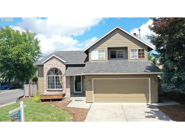 15845 NW Telshire Dr, Beaverton, OR 97006 (MLS #19129942) :: McKillion Real Estate Group
