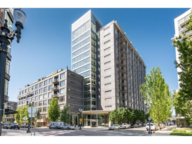 1255 NW 9TH Ave #519, Portland, OR 97209 (MLS #19173077) :: Change Realty