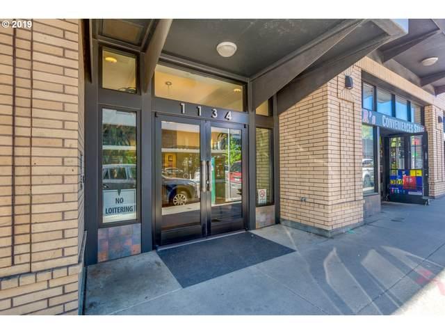 1134 SW Jefferson St #604, Portland, OR 97201 (MLS #19199356) :: Change Realty