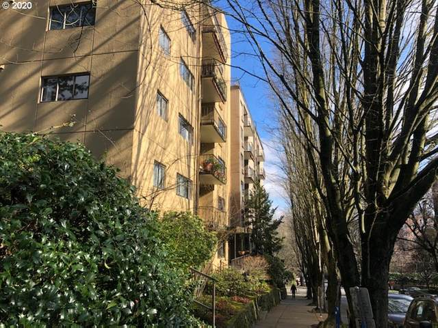 2021 SW Main St #59, Portland, OR 97205 (MLS #19303667) :: Holdhusen Real Estate Group