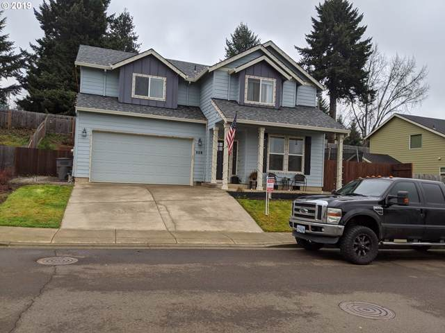 328 NW Pacific Hills Dr, Willamina, OR 97396 (MLS #19312557) :: The Liu Group