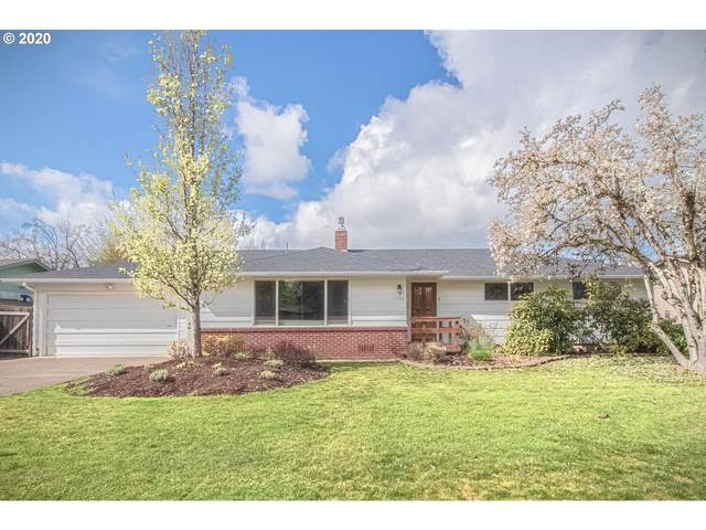 1756 Brentwood Ave, Eugene, OR 97404 (MLS #19336268) :: Song Real Estate