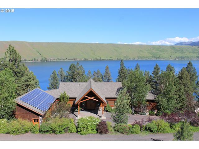 62401 Edgewater Rd, Joseph, OR 97846 (MLS #19358325) :: McKillion Real Estate Group