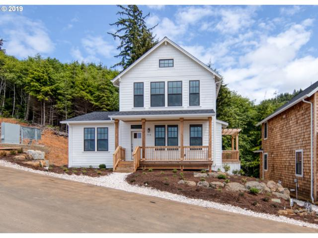730 NE Lillian Ln, Depoe Bay, OR 97341 (MLS #19395658) :: McKillion Real Estate Group