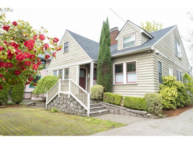 2229 NE Weidler St, Portland, OR 97232 (MLS #19408113) :: Matin Real Estate Group