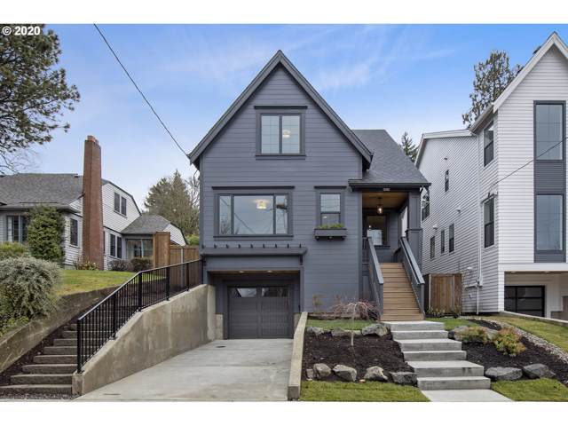 6970 SE 35th Ave, Portland, OR 97202 (MLS #19485496) :: Townsend Jarvis Group Real Estate