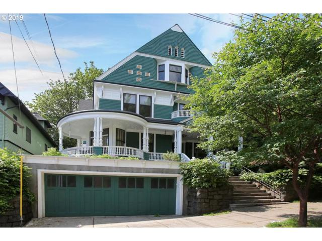 2182 SW Yamhill St, Portland, OR 97205 (MLS #19529468) :: TLK Group Properties