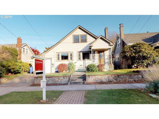 3414 NE 54TH Ave, Portland, OR 97213 (MLS #19631084) :: Next Home Realty Connection