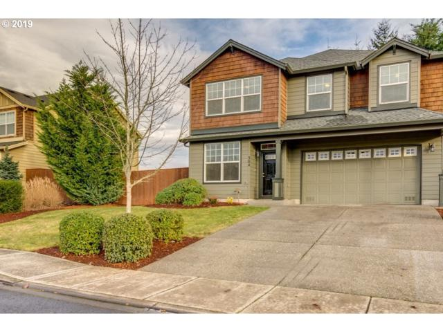 304 Sycamore St, Woodland, WA 98674 (MLS #19688096) :: Gregory Home Team | Keller Williams Realty Mid-Willamette