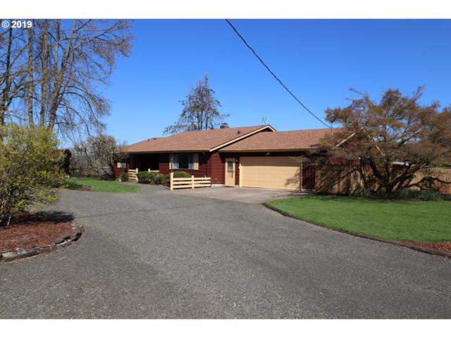 83076 N Bradford Rd, Creswell, OR 97426 (MLS #19699522) :: The Galand Haas Real Estate Team