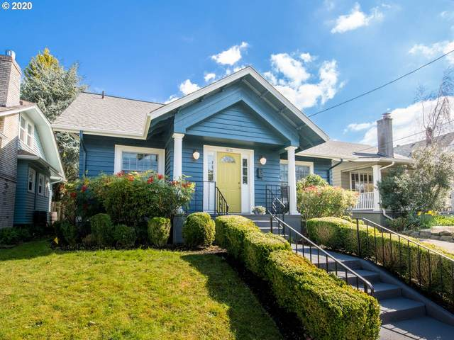 4032 NE 23RD Ave, Portland, OR 97212 (MLS #20018709) :: Piece of PDX Team