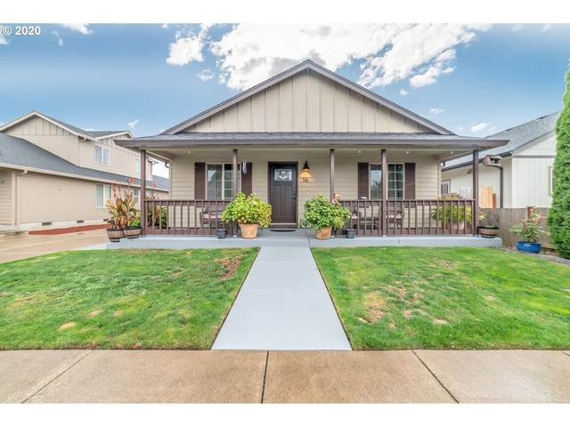 56 Almond Way, Creswell, OR 97426 (MLS #20027708) :: Duncan Real Estate Group