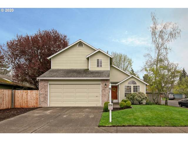 19874 SW Luree St, Beaverton, OR 97003 (MLS #20040293) :: Lucido Global Portland Vancouver
