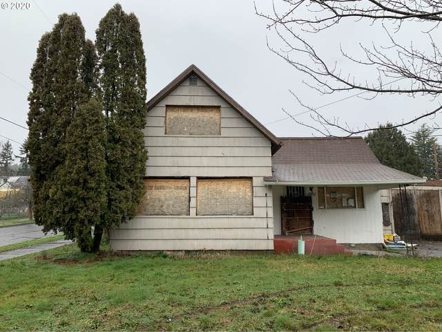 10711 SE Boise St, Portland, OR 97266 (MLS #20041829) :: Next Home Realty Connection
